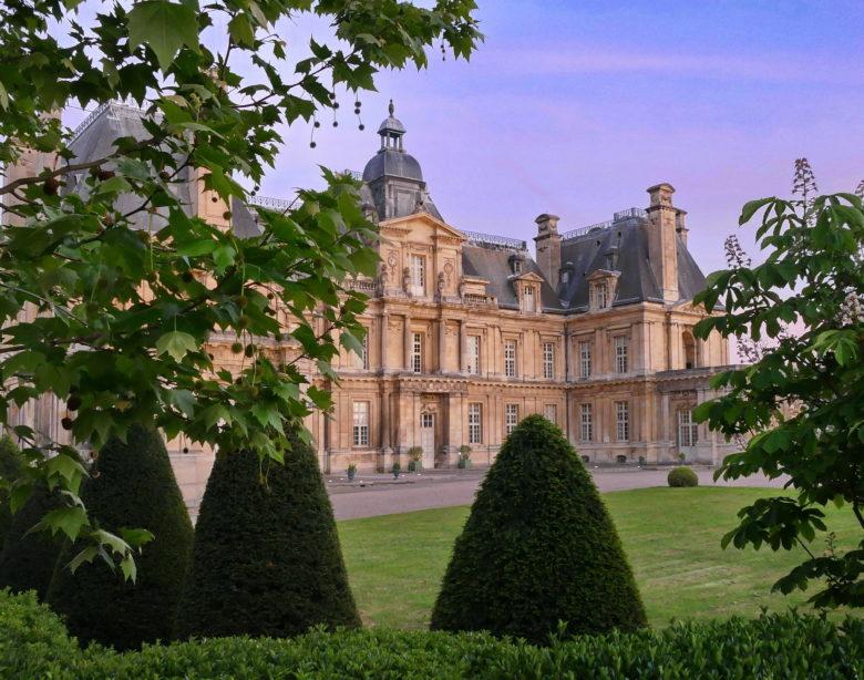 château-parc-maisons laffitte