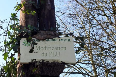 modifications du PLU