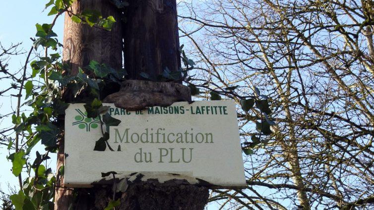 modifications du PLU